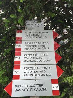 Rifugio San Marco, San Vito di Cadore