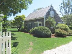Quintessential Cape Cod home located in a highly desirable area of Harwich Port. Enjoy beautiful views of Saquatucket Harbor from the expansive lawn area. It's also a great place to drop in a kayak and head out to the Sound. You will have access to two private beaches that are either a short drive or walk: Wychmere Beach Club and Harbor Beach. Pretty Picky Properties 003-H in Harwich
