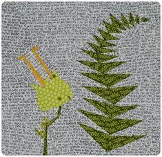 Fern Flower {Forest QAL}   Craftsy