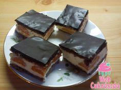 Receptek, és hasznos cikkek oldala: Rumos babapiskótás krémes Hungarian Cake, Hungarian Recipes, Pastry Shop, Cake Cookies, Deserts, Food And Drink, Candy, Chocolate, Sweet