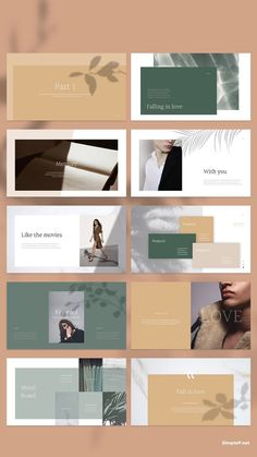 Glory Keynote Template is a gorgeous presentation to show your portfolio & ideas. This is the portfolio presentation for every creator, designer, student, Portfolio Design Layouts, Layout Design, Graphisches Design, Slide Design, Portfolio Ideas, Design System, Fashion Portfolio Layout, Graphic Design, Booklet Design Layout