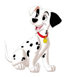 Lucky The 101 Dalmatians PNG Clipart Picture
