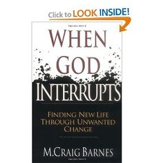 This is one of the more moving Christian books I've read - powerful, difficult messages about unexpected life turns and God's unfailing love and purpose in them.