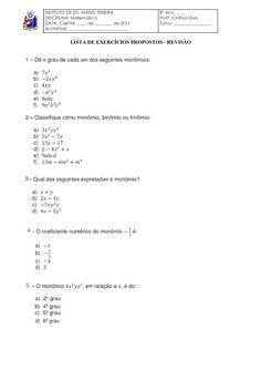Situações Problema Multiplicação e Divisão 5 Ano. | Atividades de Matemática