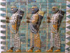 Persian Archers (Illustration) - Ancient History Encyclopedia