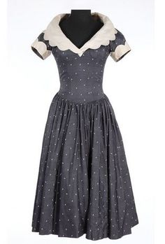 """Worn by Ann Miller as """"Lois Lane 'Bianca'"""" in the Why Can't You Behave number in Kiss Me Kate."""