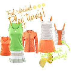Summer brights! New Pure Lime Collection