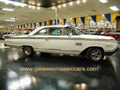 White 1964 Mercury Marauder Auto For Sale Mercury Marauder, Mercury Cars, Old School Cars, Ford Fairlane, Ford Falcon, The Marauders, Ford Motor Company, Model Car, American Muscle Cars