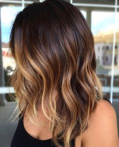 In love with this brunette look @prettylittleombre