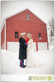 Inn at Pleasant Lake Barn | Winter Wedding Photographed in New Hampshire | Bride & Groom Kiss |