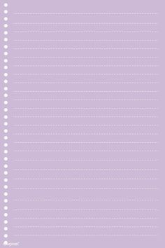 Notes Template, Templates, Student Planner Printable, Printable Paper, Printable Scrapbook Paper, Digital Journal, Purple Aesthetic, Good Notes, Note Paper