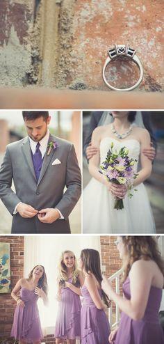 Lavender Vintage-Inspired and Romantic North Carolina Wedding   WeddingWire: The Blog
