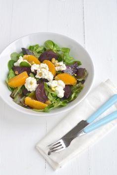 Video: Salade met bietjes en Hüttenkäse | Uit Paulines Keuken | Bloglovin'
