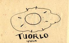 Learning Italian Language ~  Tuorlo (Yolk) IFHN