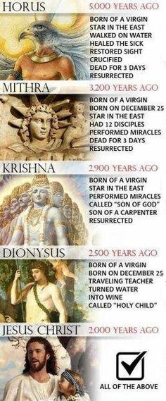 Examples of how legends of the Messiah got into many ancient religions.