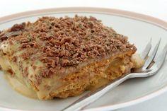 Peppermint-crisp Tart