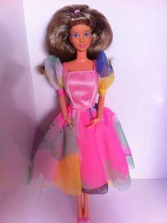 Barbie Estrela Familia Coraçao 89 - R$ 350,00 no MercadoLivre