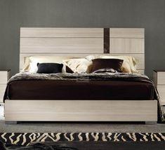 #bed #furniture #furnishings #design #interior #interiordesign #decoration  двухместная кровать Alf Italia Teodora, PJTE0185
