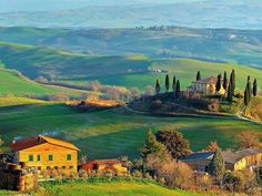 No other place like #Tuscany! | from @GuessQuest collection