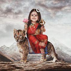 Photo by Rames Harikrishnasamy on October Image may contain: one or more people, cloud and outdoor Lord Durga, Durga Ji, Saraswati Goddess, Goddess Lakshmi, Lord Krishna, Chaitra Navratri, Navratri Images, Durga Painting, Lord Shiva Painting