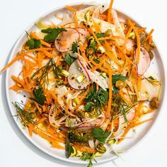 """Carrot Salad Is the Greatest Recipe of All Time Turns out, the best kind of French food is at the local supermarket. This carrot salad makes Bon Appétit's """"Greatest Recipes of All Time"""" list. 21 Day Fix, Sin Gluten, Gluten Free, Bon Appetit, Quinoa, Carrot Salad Recipes, Great Recipes, Favorite Recipes, Cooking Recipes"""