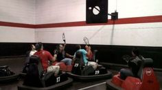 Whirlyball by a 5th grader at Hawthorn Elementary School in Vernon Hills