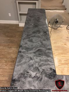 Brilliant Deciding on Your Kitchen Countertop Material Ideas. Staggering Deciding on Your Kitchen Countertop Material Ideas. Epoxy Countertop Kit, Resurface Countertops, Kitchen Countertop Materials, Marble Countertops, Kitchen Countertops, Kitchen Cupboards, Häkelanleitung Baby, Faux Granite, Outside Bars