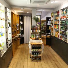 Oleoteca: lugar donde comprar aceites de oliva y productos derivados; where to buy olive oils and derivates. More and more shops in your city. Olive Oils, Liquor Cabinet, Shops, Restaurant, Storage, City, Stuff To Buy, Furniture, Shopping