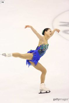 "Akiko Suzuki.  2013 Figure Skating World Championships.  ""O"" by Cirque du Soleil - very nice music."