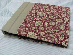 Estúdio Lupi - by Lu Pimenta. Álbum para fotos com revestimento em tecido e Saphir.