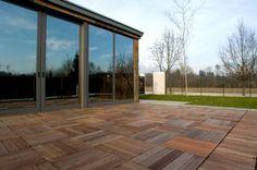 Pavimenti in legno per esterni (Foto)   Designmag