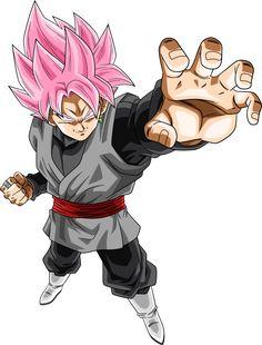 Super Saiyan Rose Goku Black by RayzorBlade189 on DeviantArt