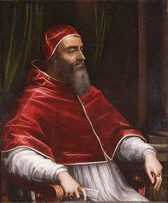 Pope Clement VIII. In the 16th century, he blamed Jews for poverty. He forbade Jews of Avignon to sell new goods, established a ghetto for Jews in Rome, banned Jews from papal states, and even forbade the reading of the Talmud.