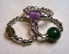 Un preferito personale dal mio negozio Etsy https://www.etsy.com/it/listing/265114573/smokey-quartz-amethyst-quartz-malachite