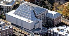 #RenzoPiano Ristrutturazione e ampliamento all'avanguardia per #HarvardArtMuseums #Cambridge #Massachussetts