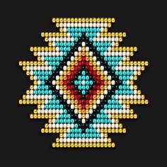 Check out this awesome 'Native+Style+Rainbow+Sunburst' design on @TeePublic!