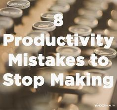 You think you're being productive... but are you actually sabotaging your productivity?