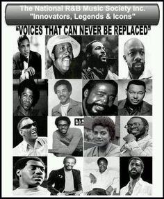Legends & Icons