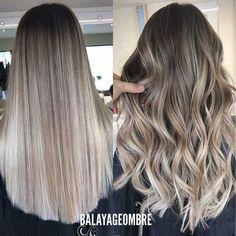 Atrévete a lucir un #cabello diferente #Cabello #Hairstyle #Belayage