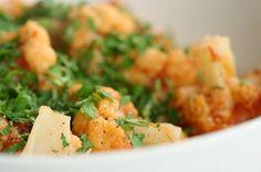 i-rena: Κουνουπίδι στην κατσαρόλα με πικάντικα μπαχαρικά