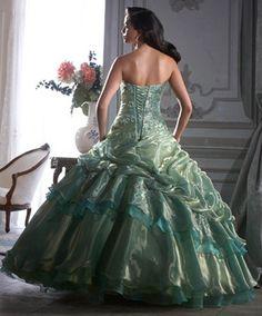 Lindo vestido de 15 anos