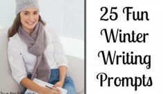 25+Fun+Winter+Writing+Prompts