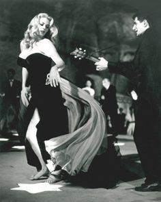 """La dolce vita"" by Federico Fellini (1960) - Anita Ekberg"