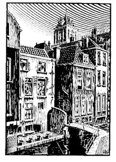 NOT DETECTED - M.C. Escher, c.1939, 289/469.