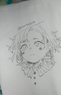 Anime Drawings Sketches, Cute Sketches, Anime Sketch, Cute Drawings, Drawing Faces, Character Art, Character Design, Arte Sketchbook, Sketchbook Pages