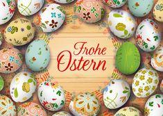 Frohe Ostern | Frohe Ostern | Echte Postkarten online versenden | Gutsch Verlag