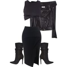 Untitled #2161 by xirix on Polyvore featuring Faith Connexion, Maticevski and ALDO