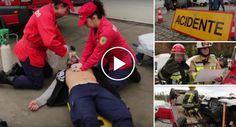 A Importante Mensagem Do Mannequin Challenge Dos Bombeiros Voluntários De Paços De Ferreira