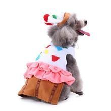 Pet Dog Clothes Halloween Costume For Small Dogs Clothes Christmas Dog Coat Jackets Birthday Party Transform Costumes Chihuahua -  Pet Dog Clothes Halloween Costume For Small Dogs Clothes Christmas Dog We know how cute your dog looks in her costume. But there are a few what to keep in mind before selecting the most appropriate outfit for the dog. Nowadays, many individuals dress up their pets on special occasions such as New Year's Eve or holidays. Choosing dog clothes is frequently fun, and…