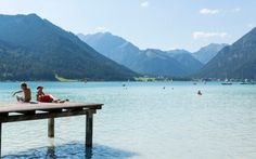 Lakes Worth Visiting in Tyrol, Austria